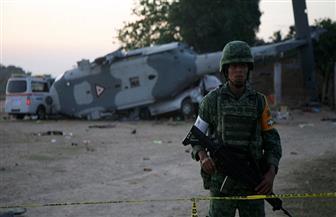 """تحطم طائرة هليكوبتر عسكرية من طراز """"مي-17"""" في المكسيك"""