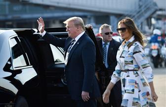 ترامب في اليابان.. زلزال فى الاستقبال ولقاء مع الإمبراطور ومباراة جولف