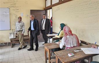 نائب وزير التعليم يتفقد عددا من لجان امتحانات الدبلومات الفنية بمحافظة القليوبية | صور