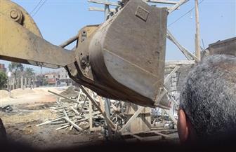 محافظ الغربية يشدد على المتابعة لمواجهة التعديات ومخالفات البناء خلال العيد