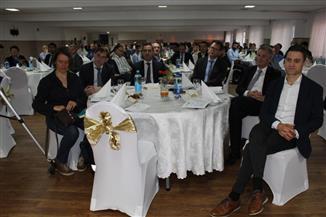 المجلس الأعلى للمسلمين بألمانيا ينظم إفطارا رمضانيا بمناسبة الذكرى 70 للدستور الألماني |صور