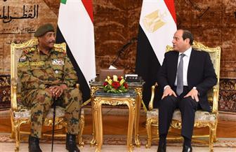 خلال مباحثات الرئيس السيسي والبرهان.. التوافق على أولوية دعم الإرادة الحرة للشعب السوداني واختياراته