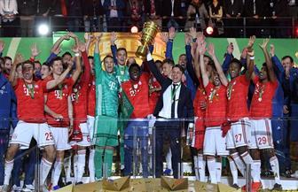 بايرن ميونيخ يحرز لقب كأس ألمانيا ويحقق الثنائية المحلية | صور