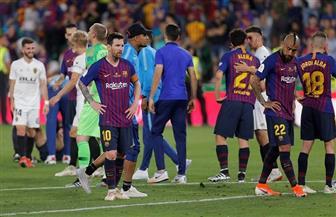 فالنسيا يعمق جراح برشلونة ويحرز الكأس الإسبانية