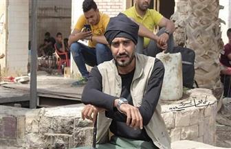 """محمد درويش: لم أتوقع كل ردود الفعل هذه عن دوري في """"لآخر نفس"""""""