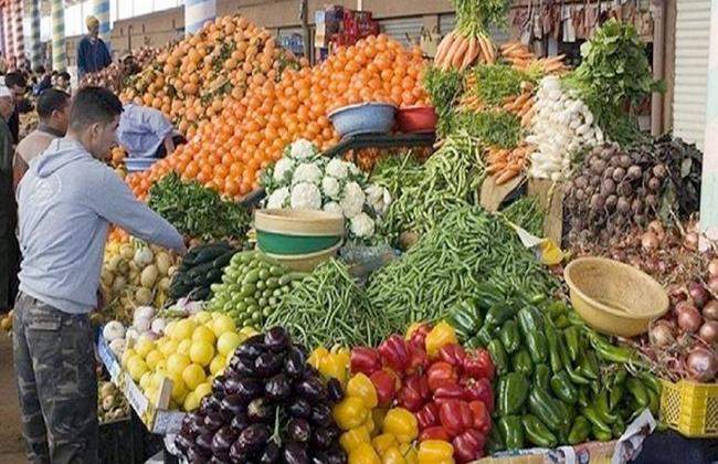 أسعار الخضراوات اليوم الأحد 26-5-2019 فى سوق العبور -