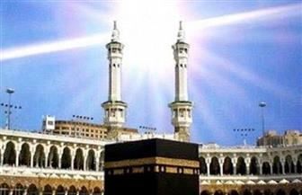 الشمس تتعامد على الكعبة المشرفة رابع أيام العيد