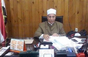 رئيس منطقة الأزهر بسوهاج يتفقد عددا من لجان القسم الأدبى للثانوية الأزهرية