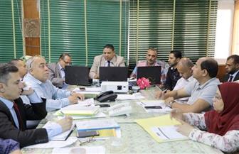 مدير المنطقة الأزهرية بالوادي الجديد: لم نتلق شكاوى من الفقة والمنطق الحديث | صور
