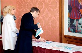 الانتخابات الأوروبية فى فرنسا مواجهة مباشرة بين ماكرون ولوبان | صور