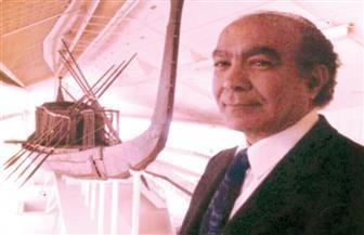 """""""كمال الملاخ"""" مكتشف مراكب الشمس وشعاع النور الذي أضاء الصحافة المصرية   صور"""