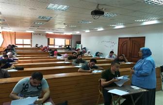 جامعة طنطا: انتظام سير امتحانات الفصل الدراسي الثاني بكلية التمريض| صور