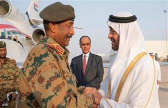 رئيس المجلس العسكري السوداني يصل إلى الإمارات