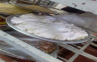 إعدام 90 كيلو كعك العيد وأغذية فاسدة بالغردقة | صور