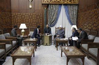 خلال استقباله السفير الإثيوبي.. الإمام الأكبر: الأزهر حريص على تعزيز التعاون مع دول القارة الإفريقية