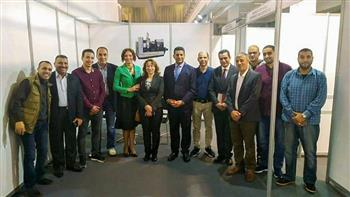 سفير مصر لدى صربيا يتفقد جناح الشركات المصرية المشاركة لأول مرة في معرض بلجراد التقني الدولي