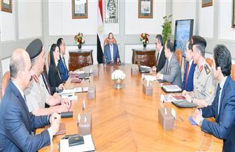 بسام راضي: الرئيس السيسي يوجه بإبراز تفرد وعراقة الحضارة المصرية في المتحف المصرى الكبير