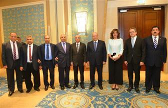 مجلس الدولة ينظم حفل إفطاره السنوي بحضور عدد من الوزراء | صور