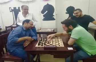 ختام الدورة الرمضانية للشطرنج بجامعة طنطا   صور