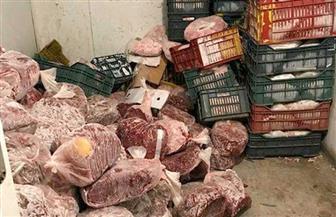 """""""الصحة"""": ضبط وإعدام 1.8 طن أغذية فاسدة و1824 عبوة مياه غازية بـ6 أكتوبر"""