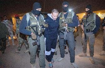 لحظة ترحيل الإرهابي هشام عشماوي من ليبيا | فيديو