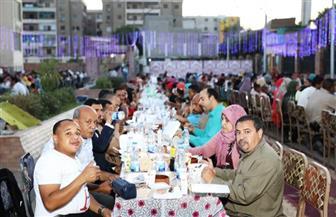 محافظ سوهاج يشارك 1700 من ذوي الاحتياجات الخاصة والأيتام إفطارهم | صور