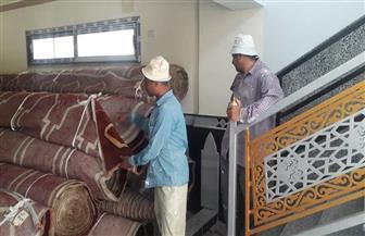 """افتتاح المسجد الكبير بـ""""أبو طبل"""" في كفرالشيخ بتكلفة ٦ ملايين جنيه.. اليوم"""