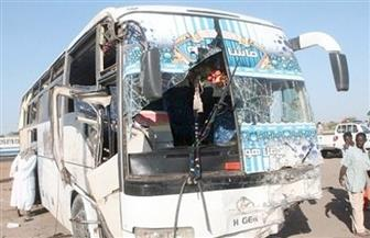 ننشر أسماء المصابين في حادث الطريق الصحراوي (قنا - سوهاج)