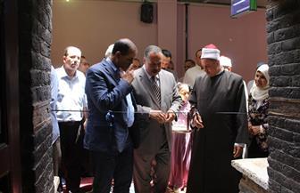 افتتاح مسجدي المجاهدين والكاشف بمحافظة أسيوط بعد الانتهاء من أعمال الترميم والصيانة  صور