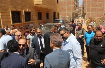 """قيادات ورموز """"الوفد"""" يفتتحون مسجد المرحوم فتحي جبريل في الجيزة"""