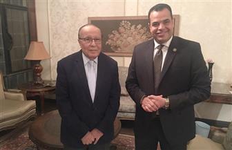 """عبلة الكحلاوي ومحمد فاضل ومحمود أنور الشحات في """"نفحات رمضانية"""""""
