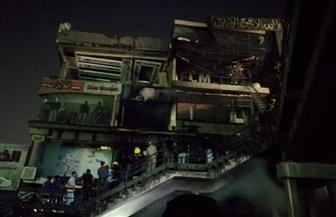 في 9 ساعات.. الموسكي يحترق والخسائر بالملايين |صور