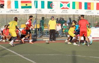 مصر تقضي على آمال منتخب مالي في التأهل لنهائي محاكاة بطولة إفريقيا |صور