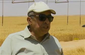 وزير الزراعة: 15 ألف جنيه معدل ربح الفدان في مشروع غرب المنيا |فيديو