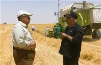 وزير الزراعة: إنشاء ألف منفذ لبيع منتجات الوزارة على مستوى الجمهورية |فيديو