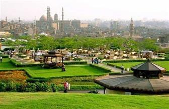 حدائق القاهرة تنهي استعداداتها لعيد الفطر