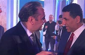 سفير مصر لدى صربيا يشارك في حفل إطلاق خط للطيران المباشر بين القاهرة وبلجراد | صور