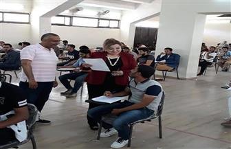 جامعة طنطا: انتظام سير امتحانات الفصل الدراسي الثاني بكلية التربية الرياضية | صور