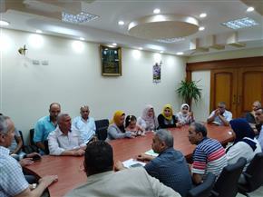 """وكيل وزارة الشباب والرياضة بكفرالشيخ يلتقي الفائزين بـ""""مفتاح مشروعك"""" لتذليل العقبات   صور"""