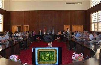 محافظ البحر الأحمر يعقد اجتماعا لمناقشة استعدادات عيد الفطر المبارك