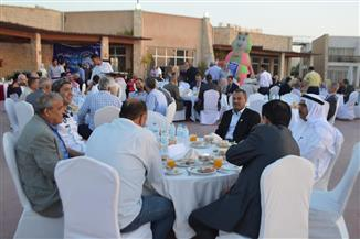 """مستقل وطن"" ينظم إفطارا رمضانيا بحضور محافظ شمال سيناء| صور"