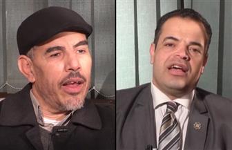 """الأمل والعمل رغم التحديات.. الإذاعي رضا عبدالسلام يسرد قصة النجاح لـ""""أيمن عدلي""""  فيديو"""
