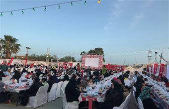 حفل جماعى للأيتام بكفرالشيخ بمشاركة ٣ آلاف يتيم وتوزيع مساعدات مالية وعينية عليهم| صور
