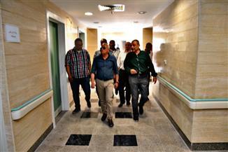 محافظ بورسعيد يؤكد جاهزية المنشآت الصحية لإطلاق منظومة التأمين الصحي الجديدة