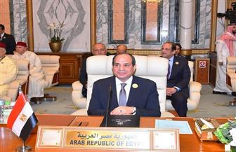 الرئيس السيسي: نتضامن مع الأشقاء في السعودية والإمارات ونجدد عزمنا ببناء مقاربة الأمن القومي العربي