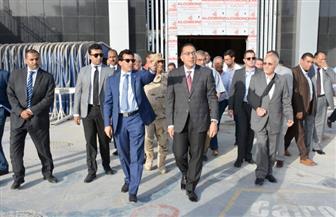 رئيس الوزراء يتفقد الأعمال بإستاد القاهرة استعدادًا للأمم الإفريقية  صور