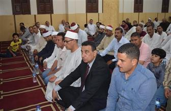 مديرية أوقاف كفر الشيخ تحتفل بليلة القدر | صور