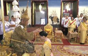 حمام تطهير وتاج وزنه 7 كيلو من الذهب والألماس.. بدء مراسم تتويج ملك تايلاند