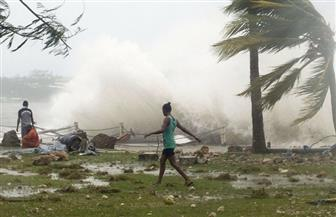 """دمار مساحات شاسعة بالهند بسبب الإعصار """"فاني"""""""