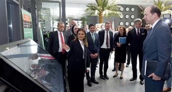 رئيس البنك الدولي: الرئيس السيسي قام بإصلاحات تشريعية كبيرة في التسهيل على المستثمرين | صور